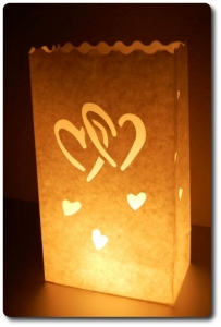 10er Pack Candle Bags