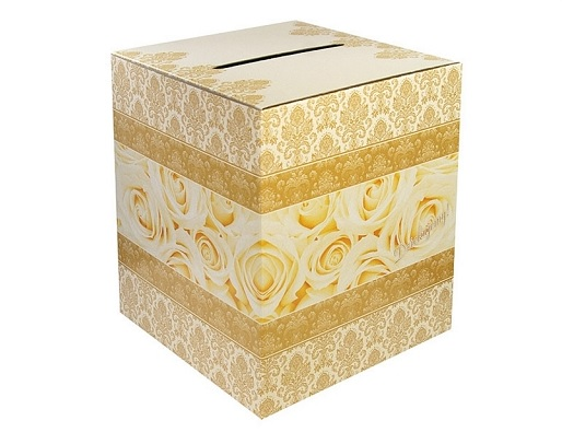 Hochzeitsshop Briefbox Ornament Fur Geldgeschenke