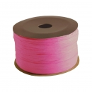 Bastband 100m Rolle in pink  - Ideal zum dekorieren