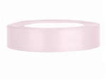 Satinband 12mm x 25m in Rosa
