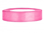 Satinband 12mm x 25m in Pink