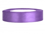 Satinband 12mm x 25m in Lila