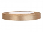 Satinband 6mm x 25m in Gold