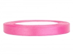 Satinband 6mm x 25m in Pink
