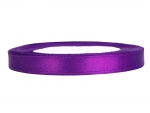 Satinband 6mm x 25m in Violett