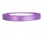 Satinband 6mm x 25m in Lavendel