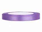 Satinband 6mm x 25m in Lila