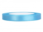 Satinband 6mm x 25m in Himmelsblau
