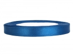 Satinband 6mm x 25m in Blau