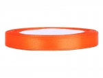 Satinband 6mm x 25m in Orange