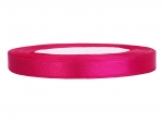 Satinband 6mm x 25m in Hot Pink