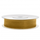 Chiffonband 12mm x 25m in Gold