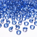 100 Dekodiamanten 12mm Blau