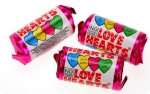 "70 Brause Herzen (10 Pckg.) ""Love Hearts"""